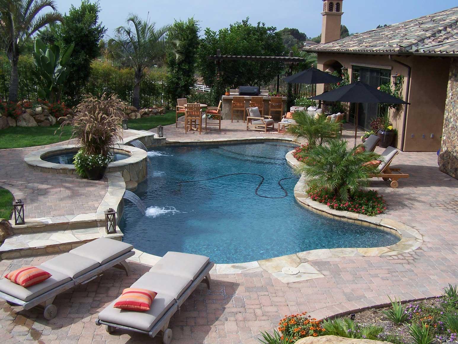 1 Pool Builders Carlsbad Ca Swimming Pool Contractors
