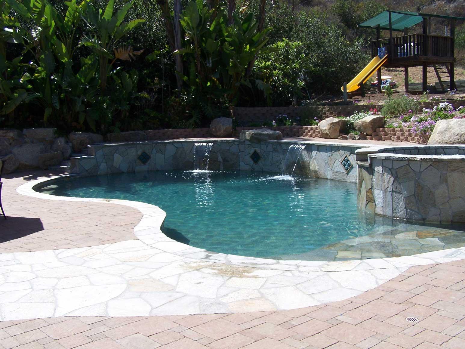 1 pool builders carlsbad ca swimming pool contractors - Swimming pool builders california ...