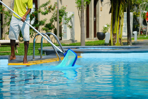 How To Keep Your Pool Clean Swimming Pool Contractors