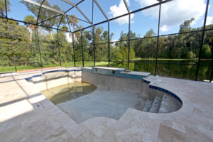 concrete pool construction process