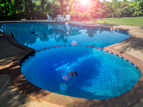 How to design swimming pool filtration system