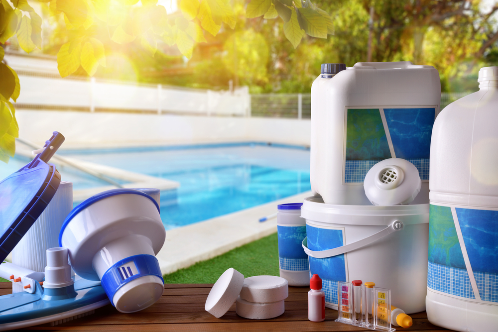 How often do you need to clean a swimming pool